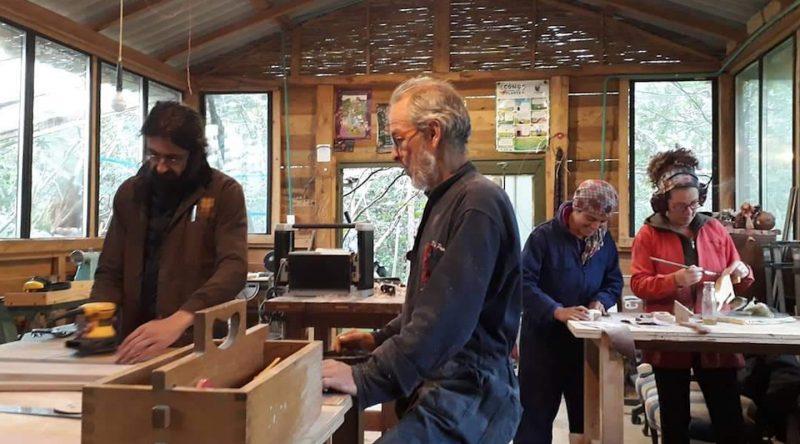 Curso de carpintería básica manual