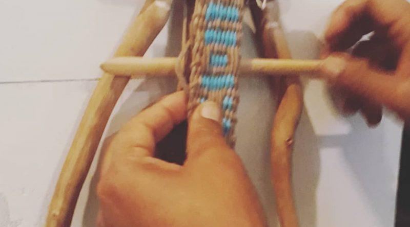 Taller de telar - Embera - Nassa